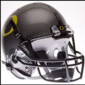 Oregon Ducks Carbon Fiber Full Replica Football Helmet Schutt