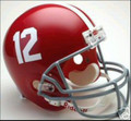 Alabama Crimson Tide Full Size Replica Helmet