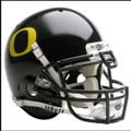 Oregon Ducks Full Size Authentic Black Schutt Helmet
