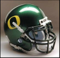 Oregon Ducks Full Size Authentic Schutt Helmet