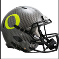 Oregon Ducks HydroFX Speed Authentic Football Helmet