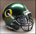 Oregon Ducks Green Mini Authentic Schutt Helmet