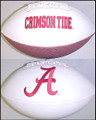 Alabama Crimson Tide Full Size Signature Embroidered Series Football