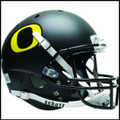 Oregon Ducks Schutt NCAA XP Black Full Size Replica Helmet