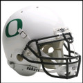 Oregon Ducks Schutt NCAA XP White Full Size Replica Helmet