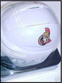 Ottawa Senators Mini NHL Replica Hockey Helmet