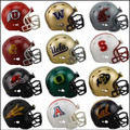 Pac 12 NCAA Conference Mini Replica Speed Helmets