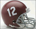 Alabama Crimson Tide Mini Replica Helmet
