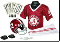 Alabama Crimson Tide NCAA Deluxe Youth Uniform Sets