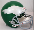 Philadelphia Eagles 59-69/2010-11 Throwback Full Size Authentic Helmet