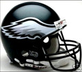 Philadelphia Eagles Full Size Authentic Helmet