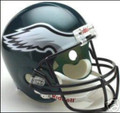 Philadelphia Eagles Full Size Replica Helmet