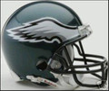 Philadelphia Eagles Mini Replica Helmet