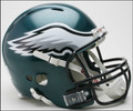 Philadelphia Eagles Revolution Full Size Authentic Helmet