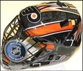 Philadelphia Flyers NHL Full Size Street Extreme Youth Goalie Mask
