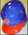 Philadelphia Phillies Left Flap CoolFlo Alternate Batting Helmet