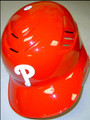 Philadelphia Phillies Left Flap CoolFlo Official Batting Helmet