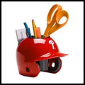 Philadelphia Phillies Mini Helmet Desk Caddy