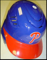 Philadelphia Phillies Right Flap CoolFlo Alternate Batting Helmet