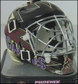 Phoenix Coyotes Mini Replica Goalie Mask