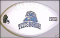Pittsburgh Panthers Full Size Signature Embroidered Series Football