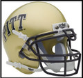 Pittsburgh Panthers Mini Authentic Schutt Helmet