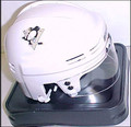 Pittsburgh Penguins Mini NHL Replica Hockey Helmet
