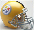 Pittsburgh Steelers 1962 Throwback Full Size Authentic Helmet