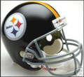 Pittsburgh Steelers 1963-76 Throwback Full Size Replica Helmet