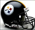 Pittsburgh Steelers Full Size Authentic Helmet
