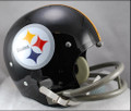 Pittsburgh Steelers Full Size TK Suspension Throwback Helmet 1963-76