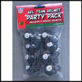 Pittsburgh Steelers Gumball Helmet Party Pack