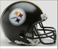 Pittsburgh Steelers Mini Replica Helmet