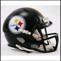 Pittsburgh Steelers Mini Speed Football Helmet