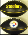 Pittsburgh Steelers NFL 6pt Full Size Black Football