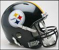 Pittsburgh Steelers Revolution Full Size Authentic Helmet