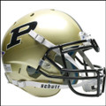 Purdue Boilermakers Authentic Schutt XP Football Helmet