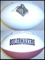 Purdue Boilmakers Full Size Signature Embroidered Series Football