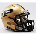 Purdue Boilermakers Mini Speed Helmet