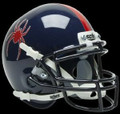 Richmond Spiders Mini Authentic Schutt Helmet
