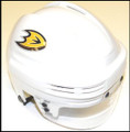 Anaheim Ducks Mini NHL Replica Hockey Helmet