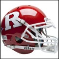 Rutgers Scarlet Knights Authentic Schutt XP Football Helmet