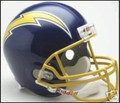 San Diego Chargers 1974-87 Throwback Full Size Authentic Helmet