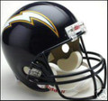 San Diego Chargers 1988-06 Throwback Full Size Replica Helmet
