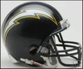 San Diego Chargers 1988-06 Throwback Mini Replica Helmet