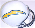 San Diego Chargers Full Size Replica Helmet