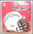 San Diego Chargers NFL Pocket Pro Single Football Helmet
