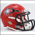 San Diego State Aztecs Mini Speed Football Helmet