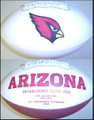 Arizona Cardinals Full Size Logo Football