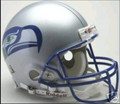 Seattle Seahawks 1983-01 Throwback Full Size Authentic Helmet